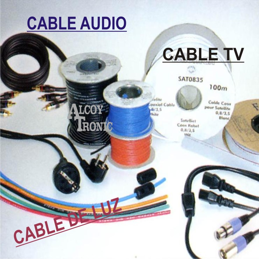 CABLES MTwed